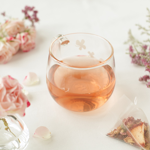 Rose Paradise Nilufer Tea