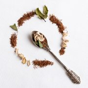 Rooibos Ginger Nilufertea Organic Herb flower tea