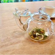 hario jumping tea pot