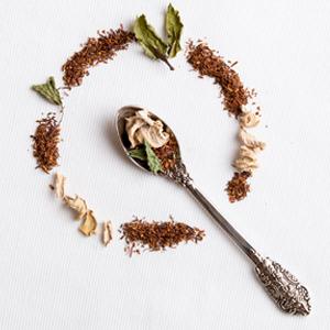 Nilufer tea Ginfer Rooibos