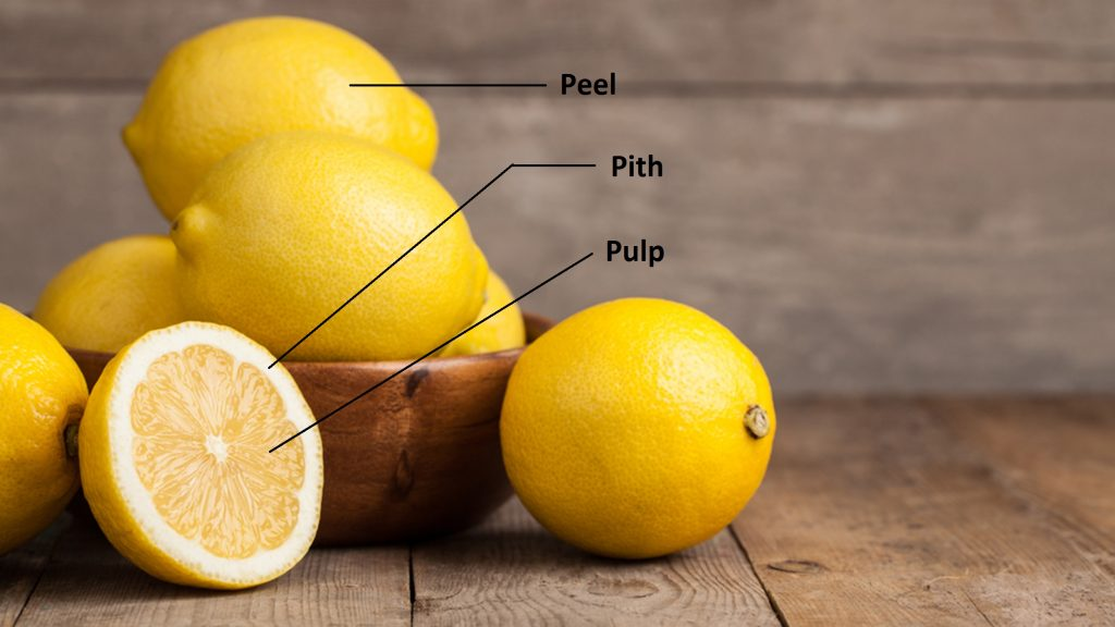 Different Parts of Lemon, Different Health Benefits for You