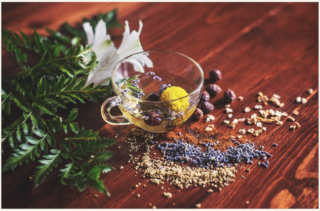 7 Herbs You Must Add to Your Customised Tea Blend