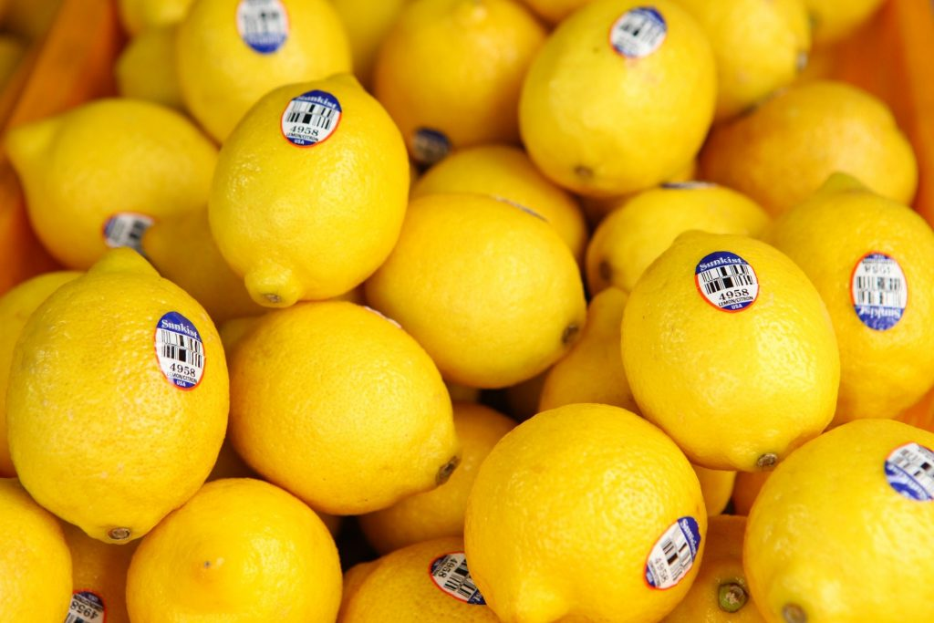 6 Things You Can Do with Lemons