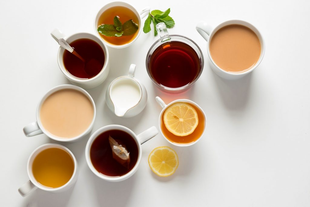 8 Classic Tea Brands from the UK