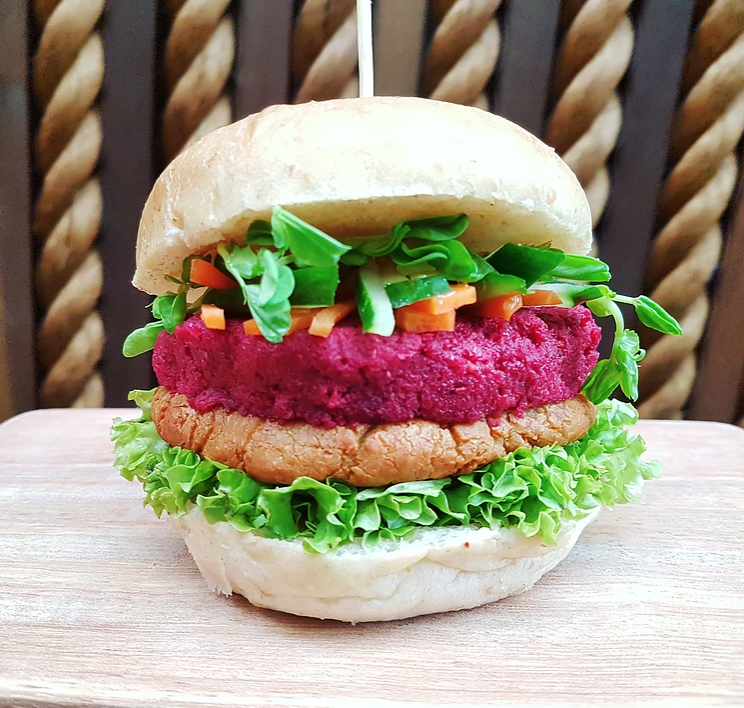 8 Places with the Best Vegan Food in CBD and Town for Working Adults